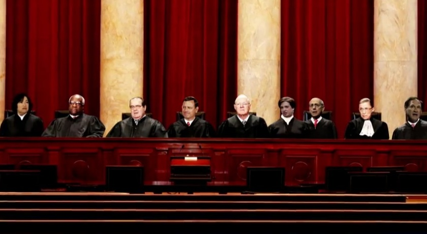The U.S. Supreme Court on Thursday upheld the controversial health care law championed by President Barack Obama in a landmark decision that will impact the November election and the lives of every American.