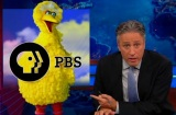 Jon Stewart mocks the 'empty-headed puppets' who indoctrinate Americans