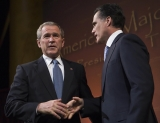 18 ways that Willard Mitt Romney is just like George Walker Bush